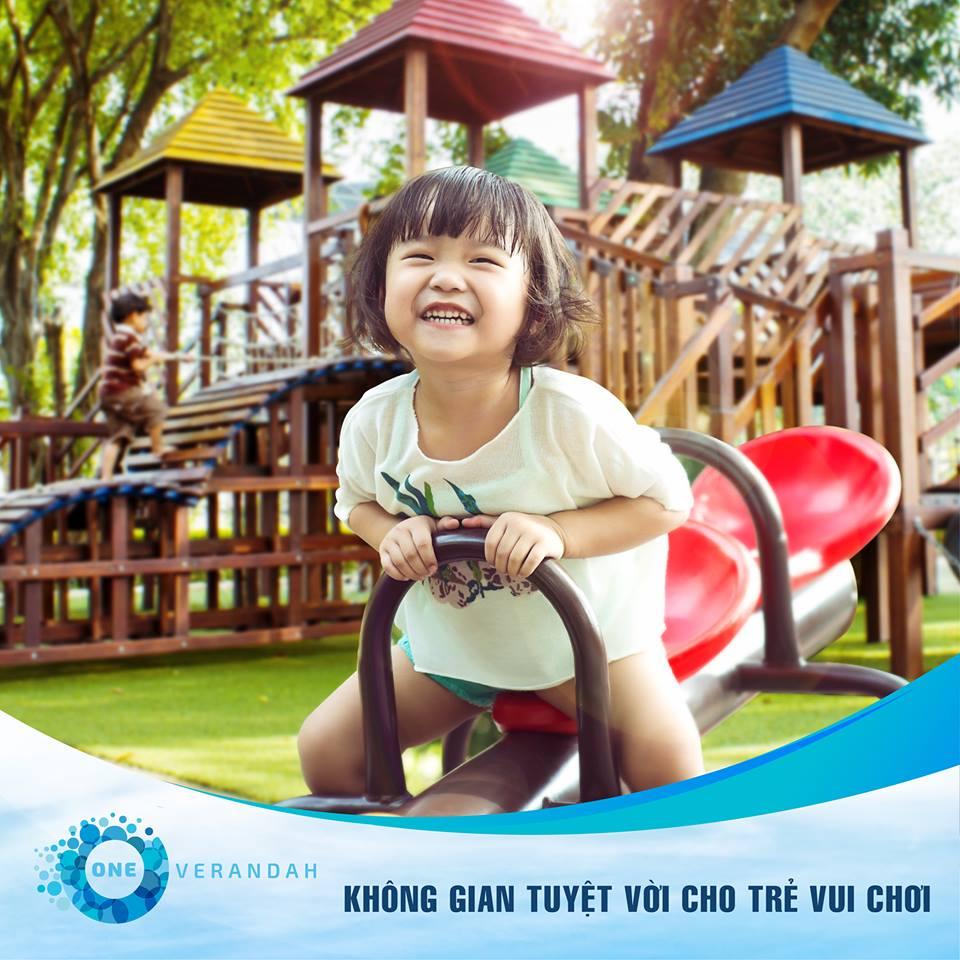 One Verandah - không gian tuyệt vời cho trẻ vui chơi